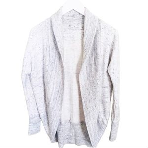 RICKIS REVOLUTION Cocoon Open Sweater Grey Size XS